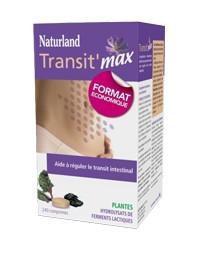 Naturland - Transit'Max 240 Comprimés