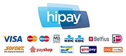 système de paiement sécurisé par cartes bancaires Hipay