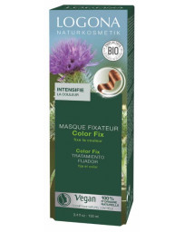 Logona Masque fixateur Color Fix après coloration 100ml