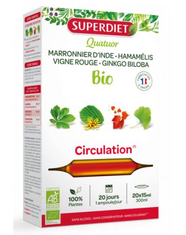 Nat et Form Bardane Pensée sauvage bio 200 gélules végétales purifier pharma5avenue