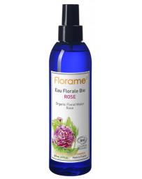 Florame Eau florale Rose bio brumisateur 200 ml anti-âge anti rides rosa damascena Pharma5avenue