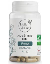 Belle et bio Aubépine bio 120 gélules éréthisme cardiaque stress Pharma5avenue