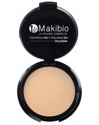 Makibio Poudre compacte Claire 9 gr