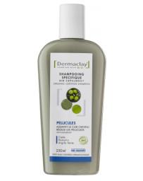 Dermaclay Shampooing Bio Capilargil Bio Pellicules 250 ml shampoing pellicules Pharma5avenue