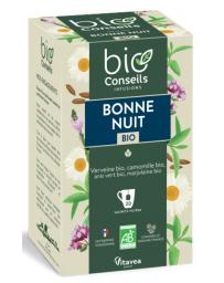 Bio Conseils Infusion Bonne Nuit bio 20 sachets