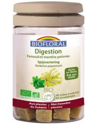 Biofloral Cubes à mâcher Digestion 60 cubes gaz digestion difficile Pharma5avenue