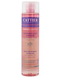 Cattier Démaquillant Biphase yeux et lèvres Symphonie Végétale 150ml maquillage bio Pharma5avenue