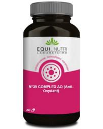 Equi-Nutri No 39 Complex AO anti oxydant 60 gélules végétales Pharma5avenue