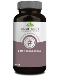 Equi Nutri L Méthionine 60 gélules végétales de 500mg Pharma5avenue