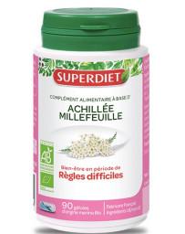 Super Diet Achillée Millefeuille 90 gélules bio Pharma5avenue règles douloureuses
