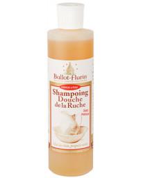 Ballot Flurin Shampoing douche de la ruche Assainissant Propolis 500 ml shampooing douche bio Pharma5avenue