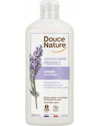 shampooing Douche lavande bio de Provence 500ml Douce Nature - cosmétique d'hygiène bio