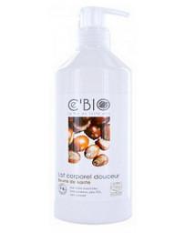 C'Bio Lait corporel douceur Karité 500 ml hydratant nourrissant Pharma5avenue