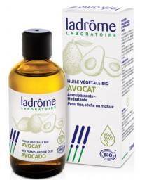 Ladrôme Huile végétale d'Avocat bio 100 ml nourrissante et protectrice Pharma5avenue