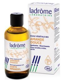 Ladrôme Huile Amande douce bio 100 ml peaux irritées et sensibles Pharma5avenue