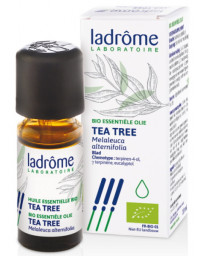 Ladrôme Tea Tree Bio 10 ml, huile essentielle arbre à thé, pharma5avenue