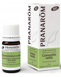 Pranarôm Huile essentielle Camomille noble Bio compte gouttes 5ml