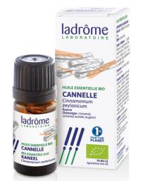 Ladrôme - Huile Essentielle Bio - Cannelle - 5 Ml aromathérapie Pharma5avenue