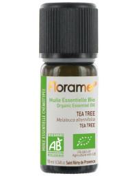 Florame Huile essentielle bio Tea Tree 10 ml antisrptique défenses Pharma5avenue