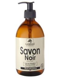 Naturado en Provence Savon Noir Douche à l'Eucalyptus 500 ml