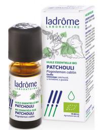 Ladrôme Huile essentielle bio de Patchouli 10 ml