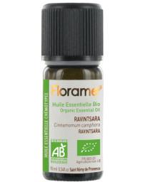 Florame Huile essentielle bio Ravintsara 10 ml bronches ORL hiver Pharma5avenue