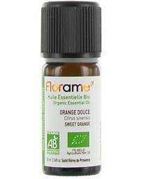 Florame Huile essentielle bio Orange douce 10 ml