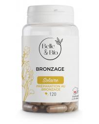 Belle et Bio Bronzage naturel Bixa Carotte Bourrache 120 gélules solaire Pharma5avenue