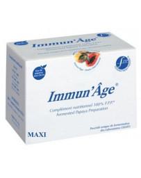 Immun'Age Maxi Osato - 60 Sachets de 3gr Papaye Fermentée antioxydante Pharma5avenue
