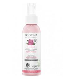 Lotion rafraichissante Rose de Damas bio / Daymoist 125 ml Logona - cosmétique biologique
