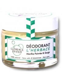 Baume déodorant L'Herbacé 500g Clémence et Vivien - produit de soin pour le corps Pharma5avenue