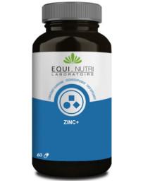 Equi Nutri Zinc 60 gélules végétales nervosité sommeil Pharma5avenue