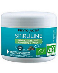 Spiruline bio 100% naturelle Immunité Fatigue 150 comprimés fatigue immunité Pharma5avenue