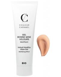 Gel bonne mine velours 30 ml No 61 - Sable chaud 30 ml Couleur Caramel produit de maquillage Pharma5avenue