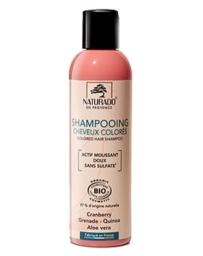 Naturado Shampoing cheveux colorés sans sulfate 200 ml cheveux ternes et secs Pharma5avenue