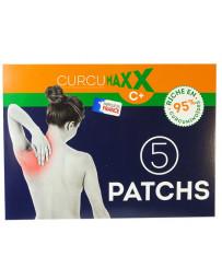 Curcumaxx Patchs boîte de 5 patchs Biocible articulations muscles arthrose Pharma5avenue
