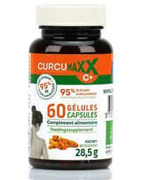 Biocible Curcumaxx C Plus 60 gélules Bio 95 pour cent