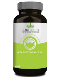 Equi Nutri Polycosanol + E 60 gélules extrait de canne à sucre Pharma5avenue