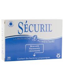 Yalacta Sécuril Probionibacterium freudenreichii 30 gélules flore et immunité Pharma5avenue
