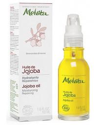 Melvita Huile de Jojoba protectrice et hydratante - 50ml cire de jojoba bio Pharma5avenue