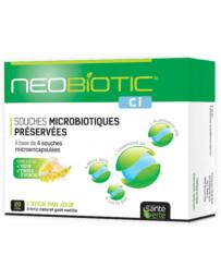 Santé Verte Neobiotic CI Probiotiques 20 Sticks ferments de kéfir et lactiques pharma5avenue