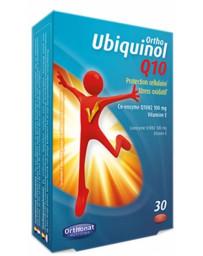 Orthonat Nutrition Ortho Ubiquinol Q10 30 capsules coenzyme Q10 anti-radicaux libres Pharma5avenue