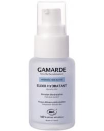 Gamarde Elixir hydratant hydratation active Flacon pompe 30 ml booster d'hydratation et de vitalité Pharma5avenue