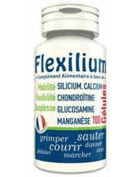 LT Labo Flexilium Glucosamine Chondroitine Silicium 100 gélules articulations nutrition Pharma5avenue