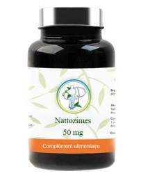 Planticinal Nattozimes 1225 FU Gastro resistant 60 gélules nattokinase fibrinolytique Pharma5avenue