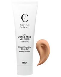 Couleur Caramel Gel Bonne mine Velours No 62 Doré 30 ml peaux mixtes et grasses Pharma5avenue