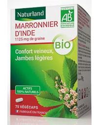 Naturland Marronnier d'Inde bio 75 gélules végétales