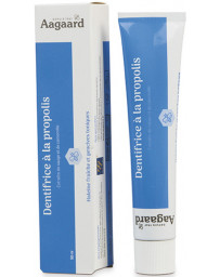 Dentifrice à la Propolis Tube 50ml Aagaard dentifrice BDIH Pharma5avenue