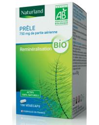Naturland - Prêle Bio - 150 gélules végécaps
