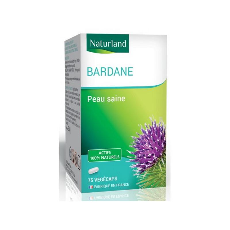 Naturland - Bardane - 75 végécaps